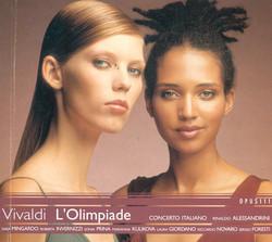 Vivaldi, A.: Olimpiade (L') [Opera]