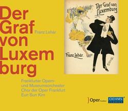 Lehár: Der Graf von Luxemburg (Live)
