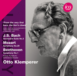 Bach: Orchestral Suite No. 3 - Mozart: Symphony No. 29 - Beethoven: Symphony No. 1