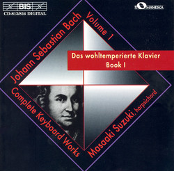 J.S. Bach - Das Wohltemperierte Klavier, Buch I
