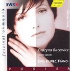 Grazyna Bacewicz - Piano Works
