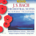Bach, J.S.: Orchestral Suites Nos. 2 and 3