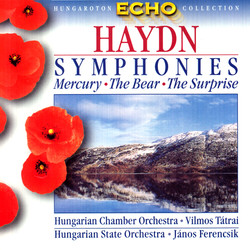Haydn: Symphonies Nos. 43, 82 and 94