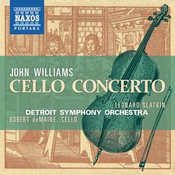 Williams: Cello Concerto