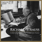 Richard Strauss: Complete Works for Voice & Piano