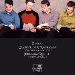 Dvořák: Quatuor à cordes No. 12