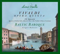 Vivaldi: 6 Sonatas