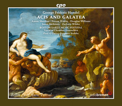 Handel: Acis and Galatea, HWV 49