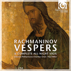 Rachmaninov: Vespers & Complete All-Night Vigil