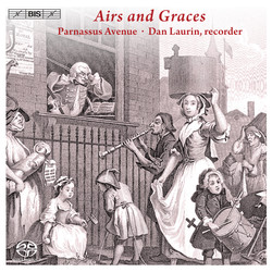 Airs and Graces - Scottish Tunes and London Sonatas