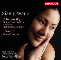 Tchaikovsky: Piano Concertos Nos. 1 & 3 - Scriabin: Piano Concerto, Op. 20