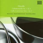 Haydn: Cello Concertos Nos. 1 and 2 / Sinfonia Concertante