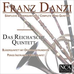 Danzi, F.: Wind Quintets (Complete) (Reicha'sche Quintet)