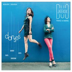 Duo Jatekok: Danses
