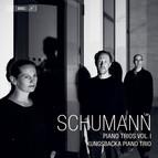 Schumann - Piano Trios, Vol.1