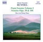 Hummel: Piano Sonatas, Vol. 2 - Nos. 4, 6