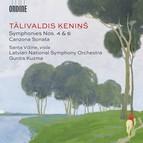 Ķeniņš: Symphonies Nos. 4 & 6 & Canzona sonata