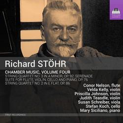 Stöhr: Chamber Music, Vol. 4