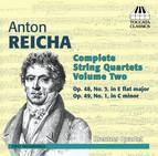 Reicha: Complete String Quartets, Vol. 2