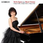 Noriko Ogawa plays Mozart Sonatas