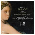 Berlioz: Nuits d'été - Ravel: Shéhérazade