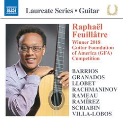 Guitar Recital: Raphaël Feuillâtre