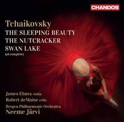 Tchaikovsky: The Sleeping Beauty, The Nutcracker & Swan Lake
