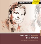 Emil Gilels plays Beethoven - Historical Recording 1980