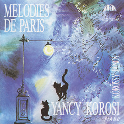 Korosi, Yancy: Melodies De Paris