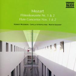 Mozart: Flute Concertos Nos. 1 and 2
