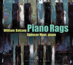 William Bolcom: Piano Rags