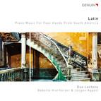 Gottschalk, Gardel, Piazzolla & Others: Works for Piano 4 Hands