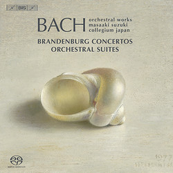 The Brandenburg Concertos & Orchestral Suites