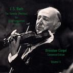 Bach: 6 Sonatas (Partitas) for Unaccompanied Violin, Vol. 2