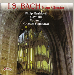 J.S. Bach from Chester