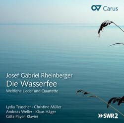 Rheinberger, J. G.: Die Wasserfee