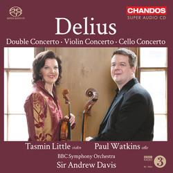 Delius: Double Concerto - Violin Concerto - Cello Concerto
