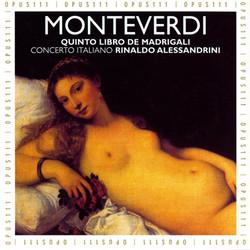 Monteverdi: Madrigals, Book 5