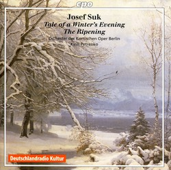 Suk, J.: Ripening / Tale of Winter's Evening