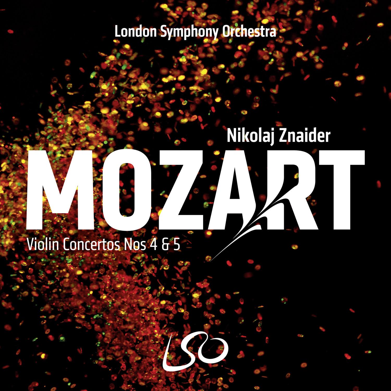 eClassical - Mozart: Violin Concertos Nos  4 and 5