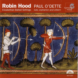 Robin Hood - Elizabethan Ballad Settings