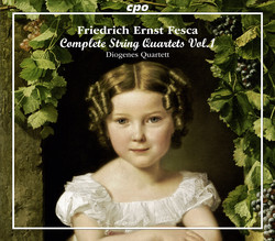 Fesca: Complete String Quartets, Vol. 1
