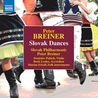 Peter Breiner: Slovak Dances, Naughty & Sad