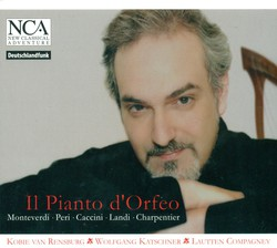 Monteverdi, C.: Orfeo (L') [Opera] (Highlights)