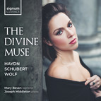 The Divine Muse – Haydn, Schubert, Wolf