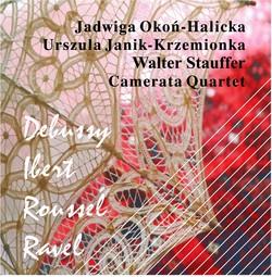 Debussy - Ibert - Roussel - Ravel