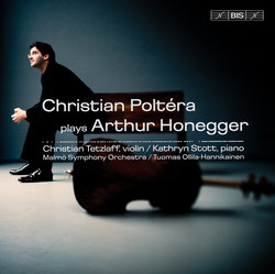 Christian Poltéra plays Arthur Honegger