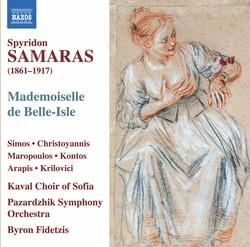 Samaras: Mademoiselle de Belle-Isle