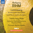 Wolfgang Rihm: Music for Violin & Orchestra, Vol. 1