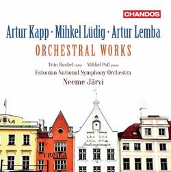 Kapp, Lüdig & Lemba: Orchestral Works